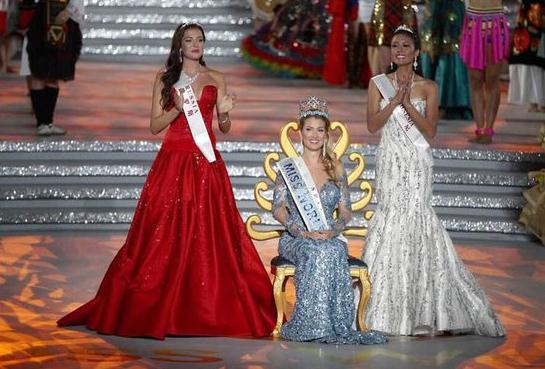 65届世界小姐冠军
