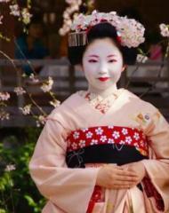 图说现代日本艺伎真实生活 什么是艺伎做什么的