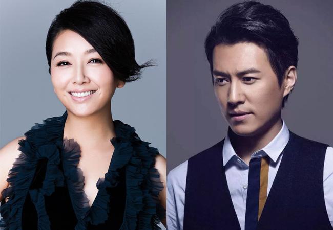 靳东和江珊