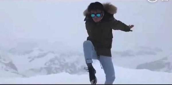 王宝强雪山上打拳 回顾王宝强从习武到成名的历程