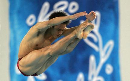 中国跳水揽10金都有谁 中国跳水为什么这么厉害?