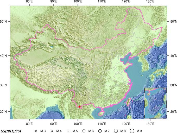 西双版纳发生地震 为什么云南地震这么多?
