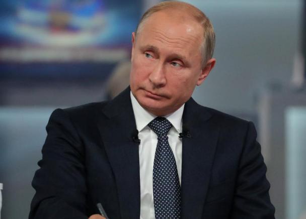 为什么普京正告乌克兰 俄罗斯和乌克兰什么相干?