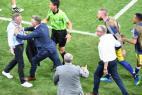 德国瑞典赛后冲突怎么回事 为什么德国瑞典赛后冲突?