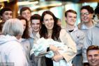 女总理哺乳被偷拍怎么回事 新西兰哺乳女总理是谁?