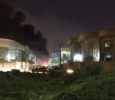 伊拉克巴格达爆炸怎么回事 为什么伊拉克巴格达爆炸?