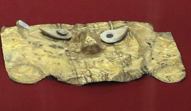 秘鲁追回黄金面具怎么回事 黄金面具的前世今生