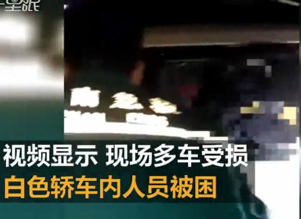 河南安阳五车相撞原因及经过 现场图片令人不寒而栗