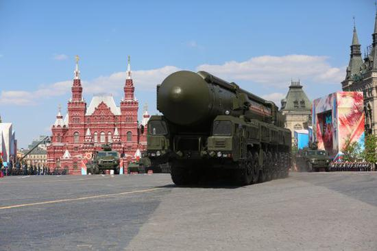 美俄试射洲际导弹怎么回事 其目的何在?