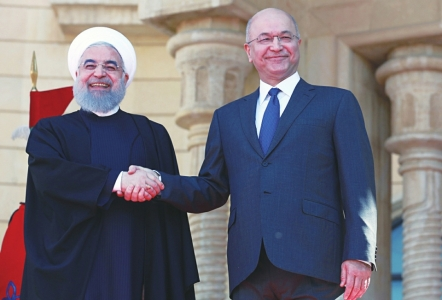 伊朗访问伊拉克怎么回事 其真正目的是什么?