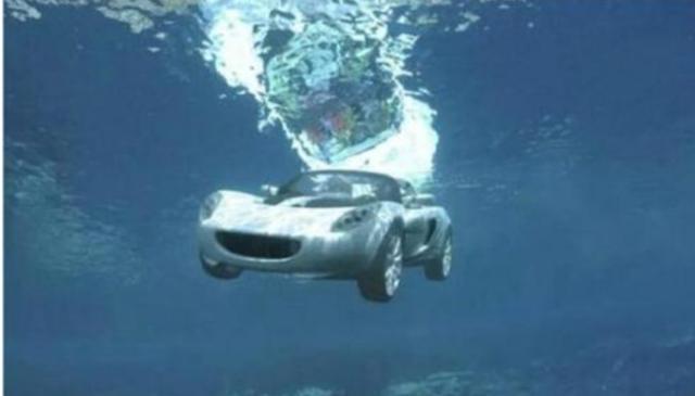 安徽轿车落入水库结果怎样 汽车坠入河内如何自救?