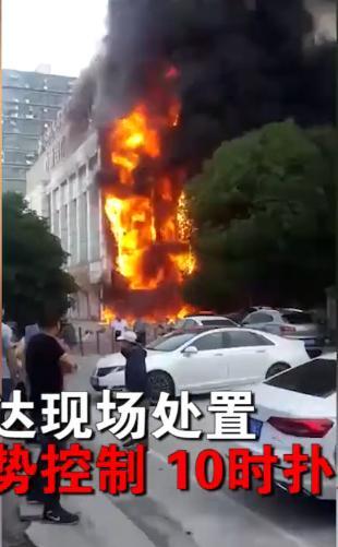 苏州市场发生火灾原因是什么 发生火灾应如何正确逃生?