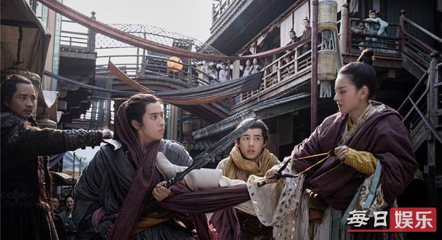 《九州缥缈录》姬野的扮演者是谁 姬野最后的结局是什么?