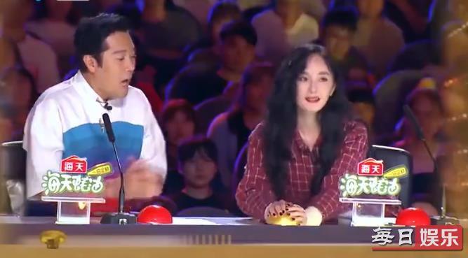 2019中国达人秀第六季杨幂按下黄金按钮有什么用?