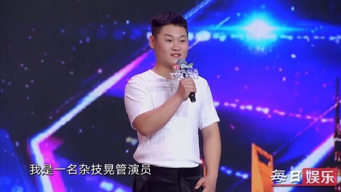 中国达人秀刘敬雷晃管表演吓尿观众 晃管表演的意义何在?