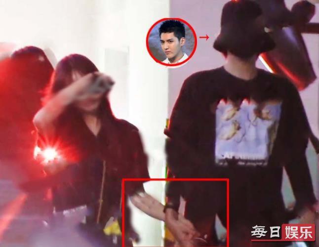 吴亦凡恋情疑曝光是真的吗 他的神秘女友到底是谁?