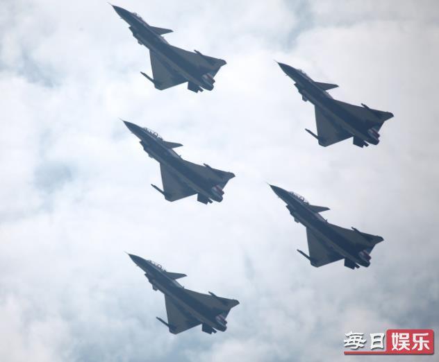 空军超霸气喊话说了什么 我国空军实力目前是什么水平?