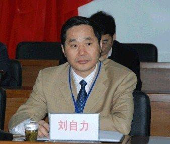 刘自力被逮捕原因 刘自力是谁 他究竟犯了什么罪?
