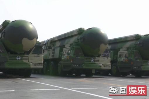 东风41亮相国庆 东风41核导弹有多强?