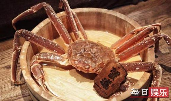 日本螃蟹500万是什么情况 该螃蟹价格为何如此昂贵?