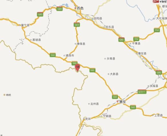 广西4.3级地震具体情况 广西属于地震带地区吗?