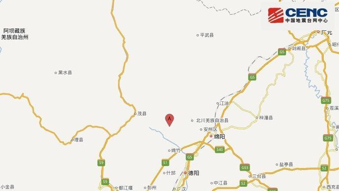四川绵阳4.5级地震详细情况 发生地震时我们该如何逃生?