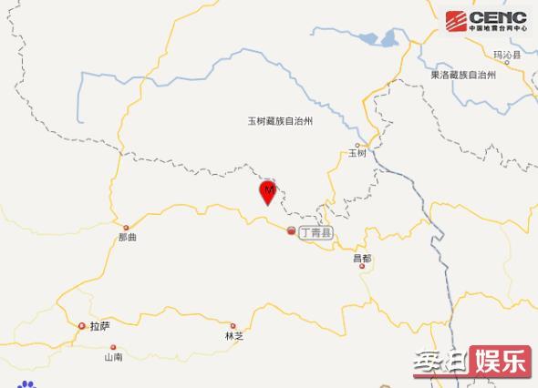 昌都5.1级地震具体情况 昌都丁青县地理位置介绍