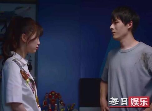 贺灿阳蔡敏敏有吻戏吗