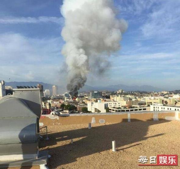 洛杉矶市中心爆炸初步原因查明 究竟是什么原因引起的?